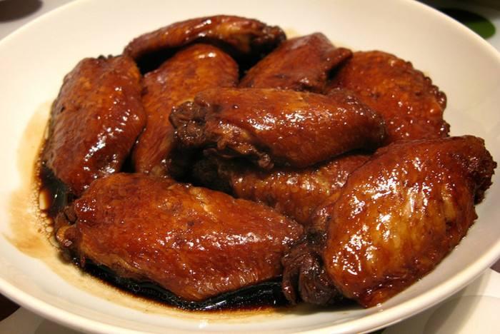 红烧鸡翅2