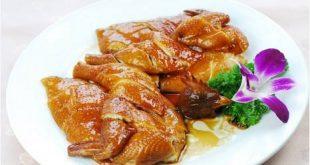 美极酱油鸡