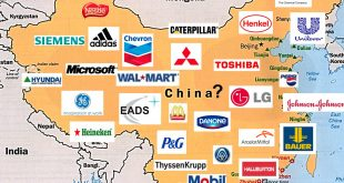 multinacionales en china