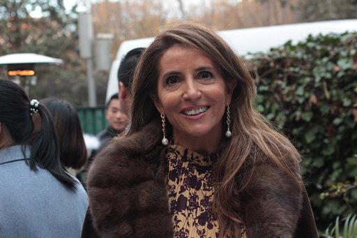 亚历山德拉·银(Alexandra Silver)品牌的首席执行官AlejandraYagüe女士